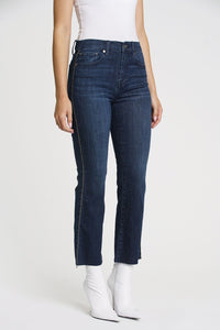 Pistola Lennon High Rise Cropped Boot Cut-Discretion