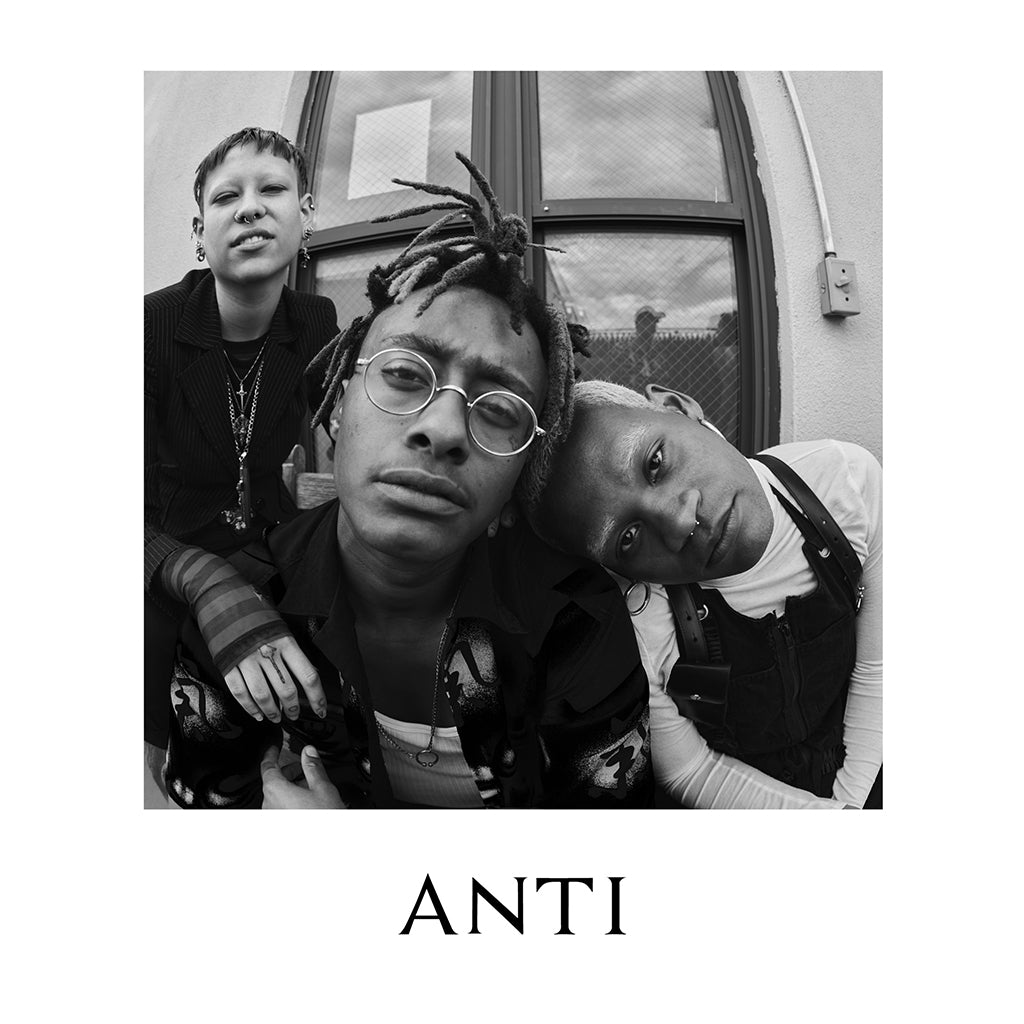 WHAT IS ANTI?