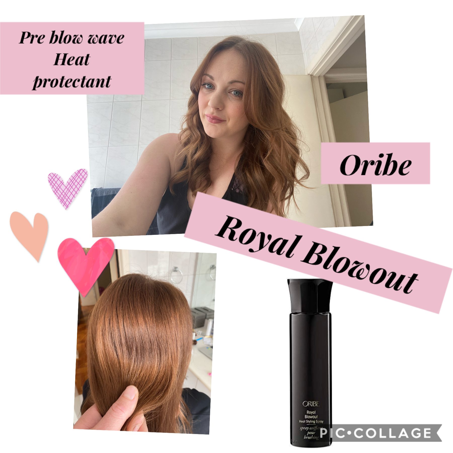 Royal Blowout | Oribe