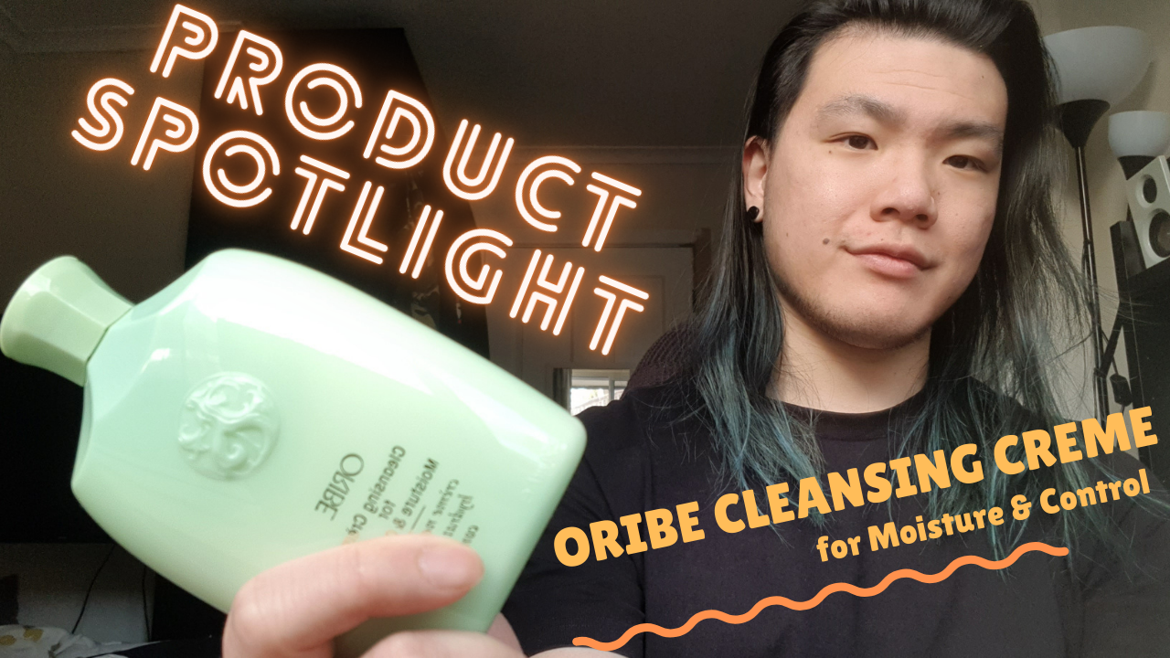 Cleansing Crème for Moisture & Control | Oribe