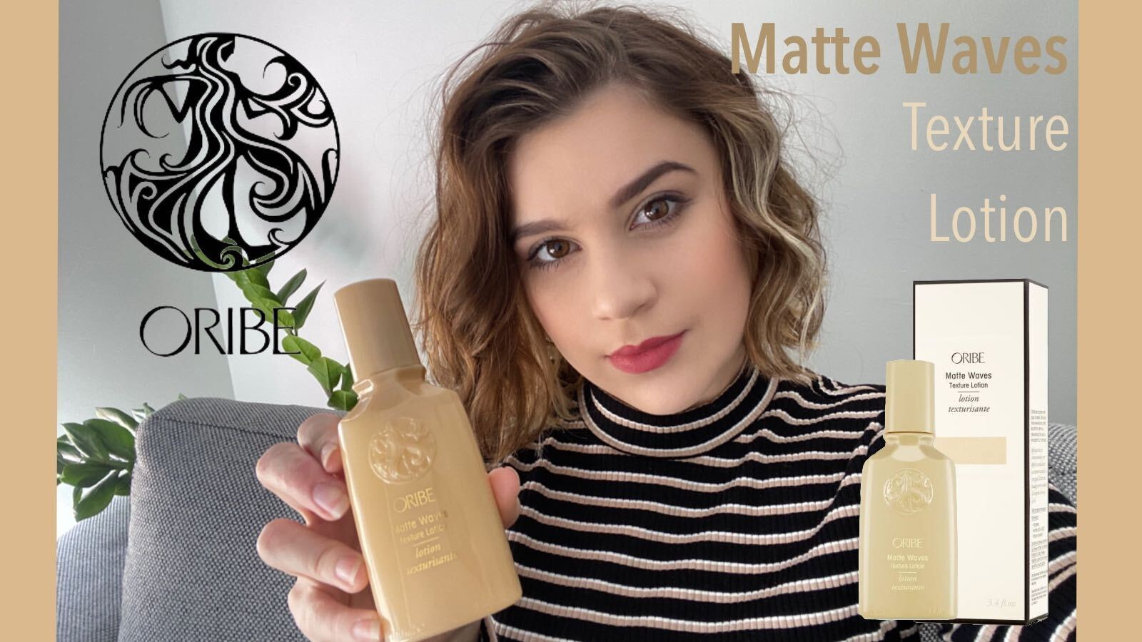Matte Waves Texture Lotion | Oribe