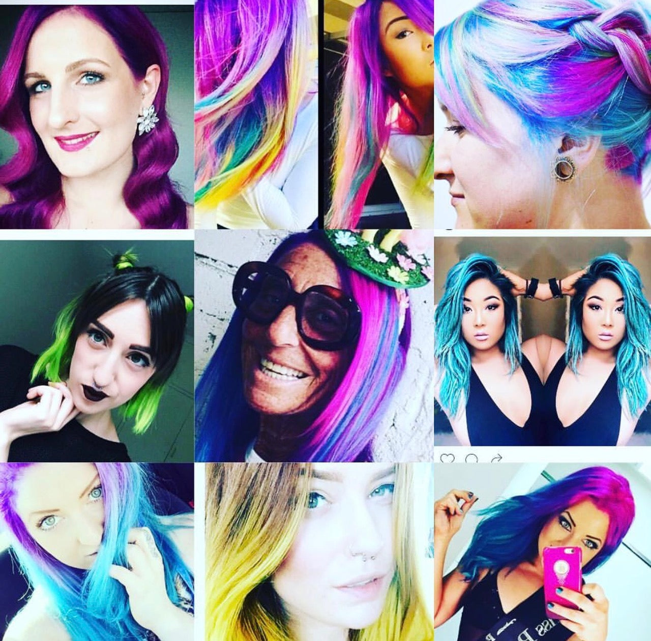 So, you want to be a Hair Unicorn - Yay!!