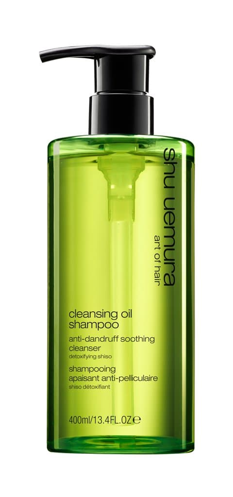Cleansing Oil Shampoo - Anti Dandruff Soothing Cleanser 400ml | Shu Uemura