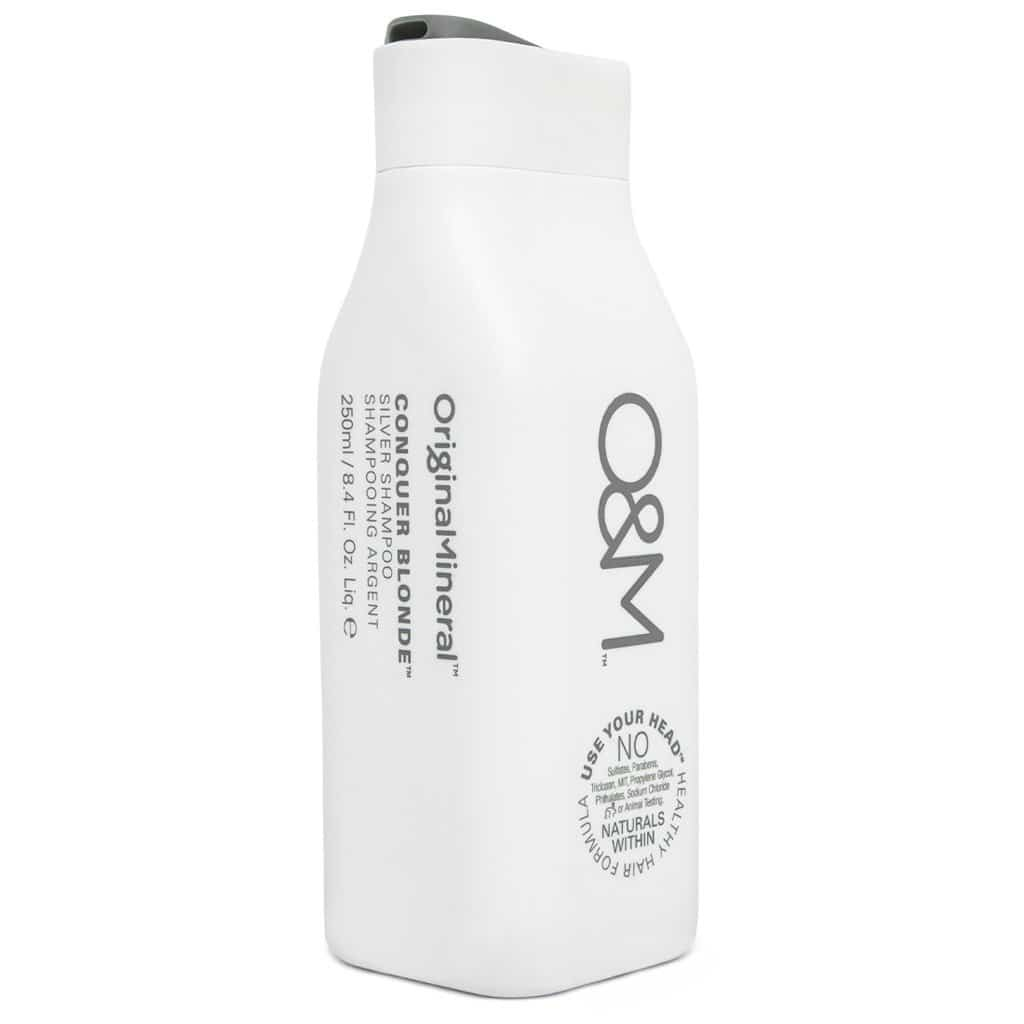 Conquer Blonde Shampoo 250ml  | O&M