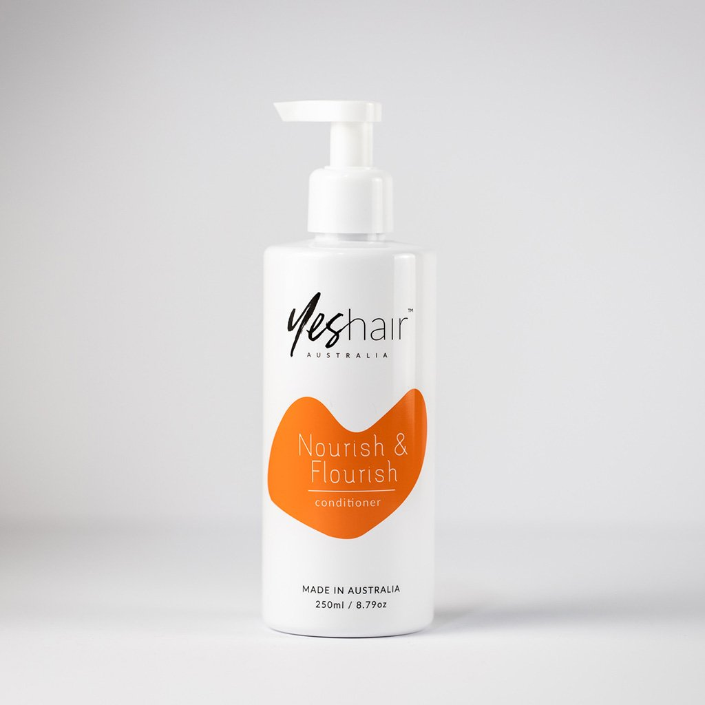 Nourish & Flourish Conditioner 250ml | Yes Hair