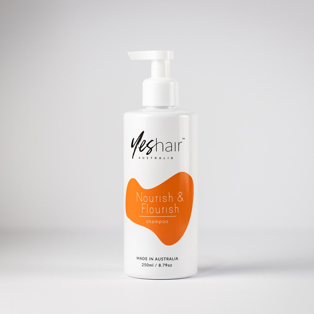 Nourish & Flourish Shampoo 250ml | Yes Hair