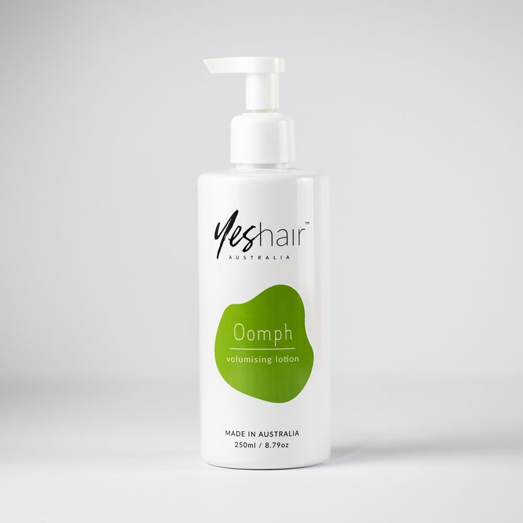 Oomph Volumising Lotion 250ml | Yes Hair