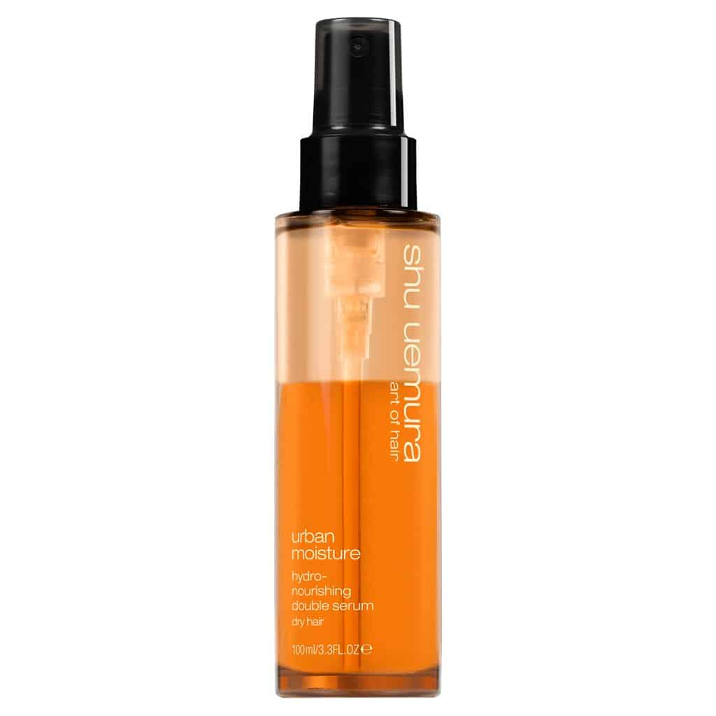 Urban Moisture Leave-In Double Serum 100ml | Shu Uemura