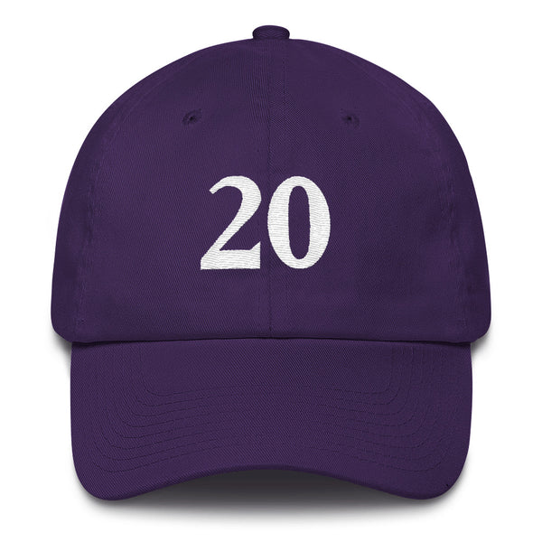 Luis Gonzalez #20 Dad Hat-Player Number Hat-Coverage Gear
