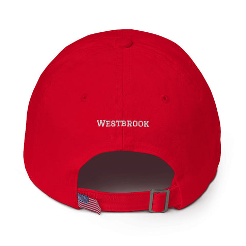Russell Westbrook #0 Dad Hat