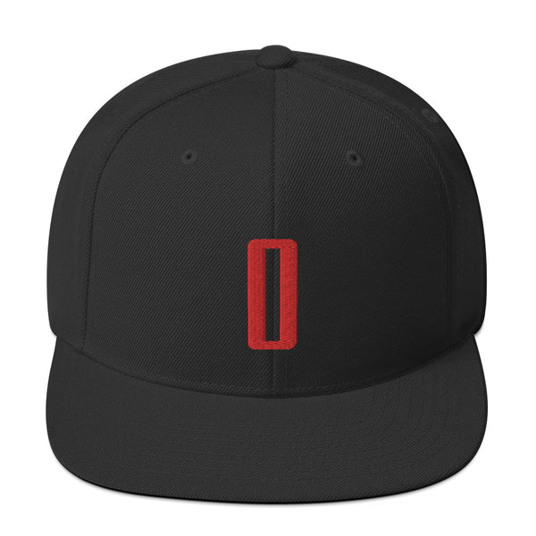 Russell Westbrook #0 Snapback Hat-Player Number Hat-Coverage Gear