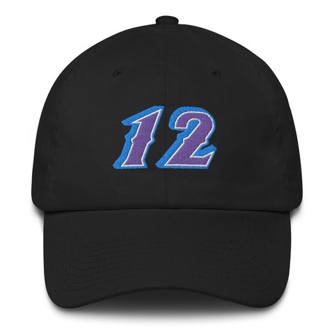 John Stockton #12 Dad Hat
