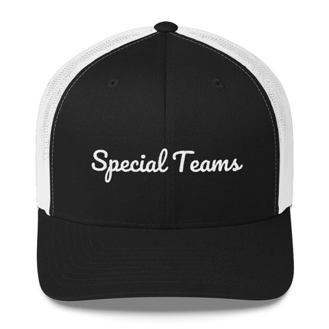 Special Teams Trucker Cap