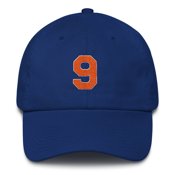 RJ Barrett #9 Dad Hat-Player Number Hat-Coverage Gear