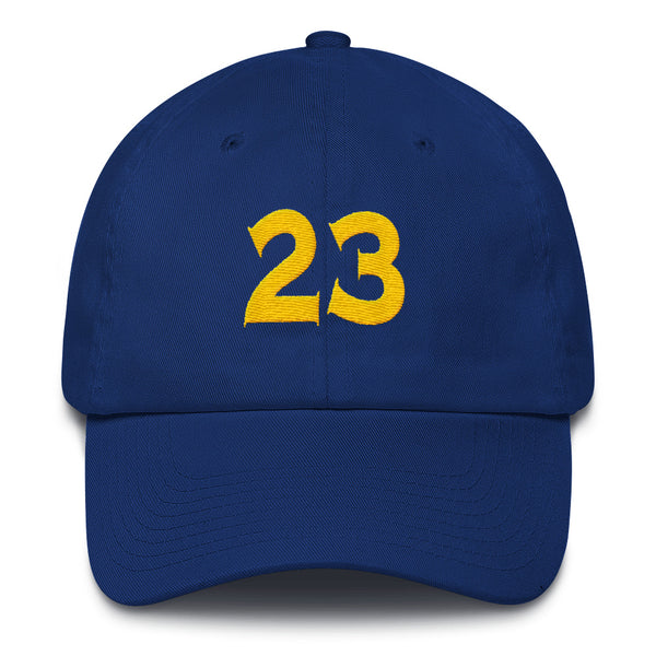 Draymond Green #23 Dad Hat-Player Number Hat-Coverage Gear
