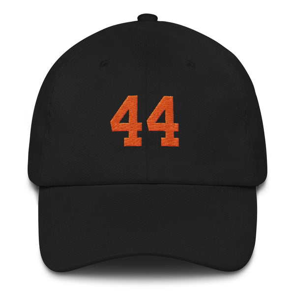 Willie McCovey #44 Dad Hat-Player Number Hat-Coverage Gear