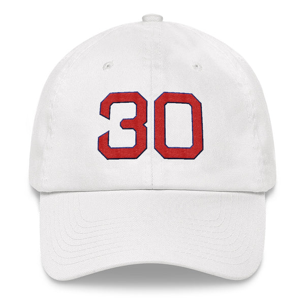Nolan Ryan #30 Dad Hat-Player Number Hat-Coverage Gear