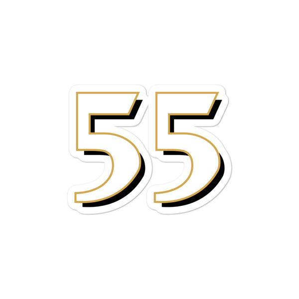 Terrell Suggs #55 Sticker