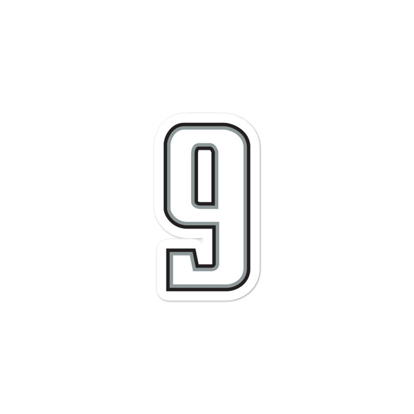 Nikola Vucevic #9 Sticker