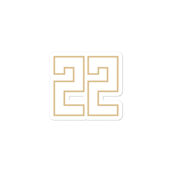 Khris Middleton #22 Sticker