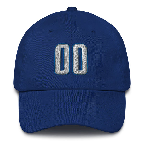 Aaron Gordon #00 Dad Hat-Player Number Hat-Coverage Gear