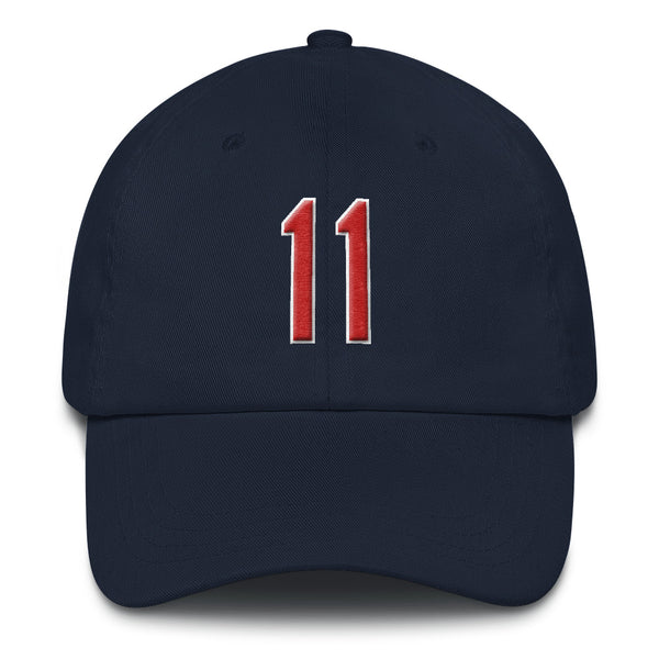 Jose Ramirez #11 Dad Hat