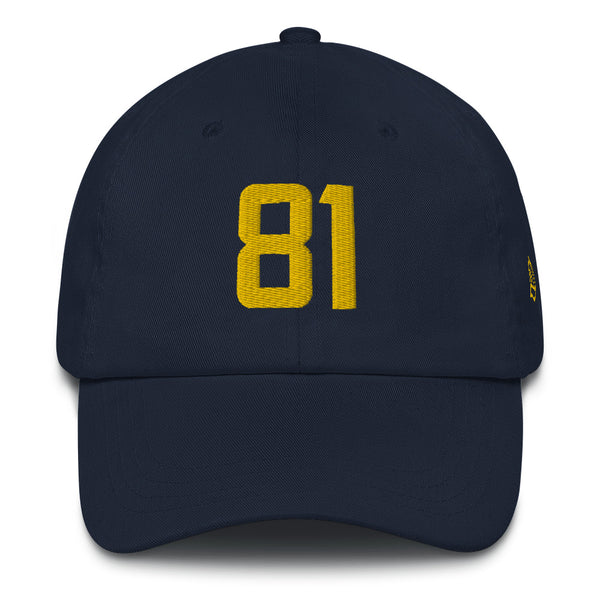 Miye Oni #81 Dad Hat