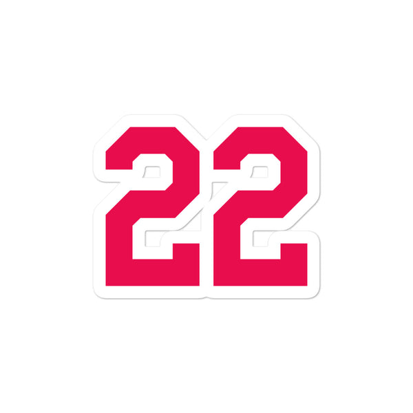 Miguel Sanó #22 Sticker