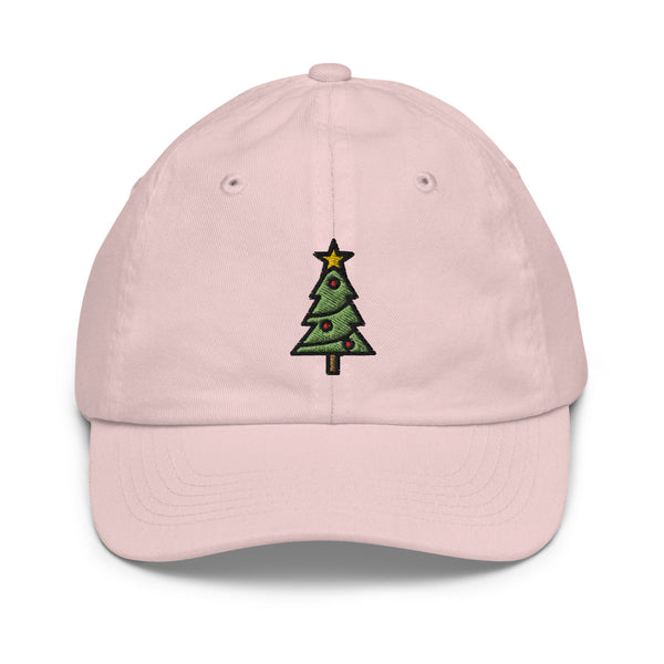 Christmas Tree Youth Size Cap