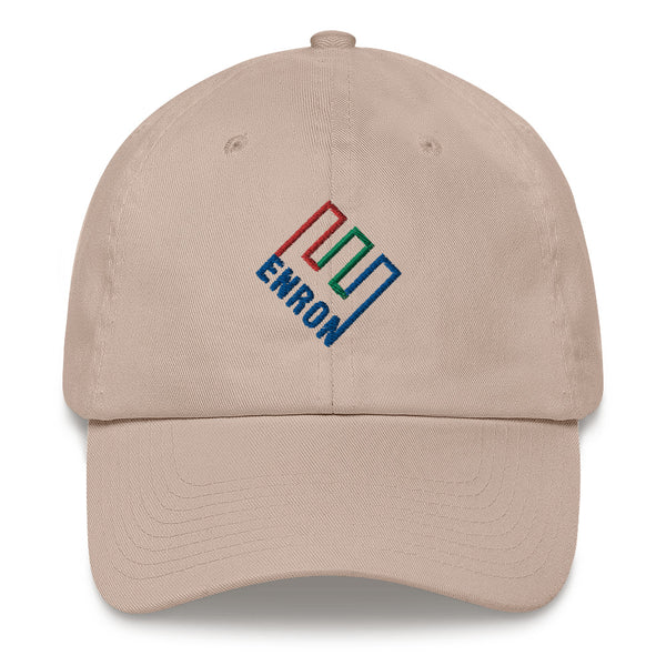 Enron Dad Hat