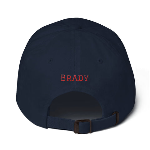 Tom Brady #12 Dad Hat