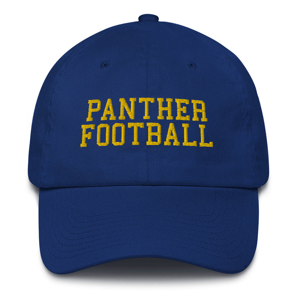 Panther Football Dad Hat