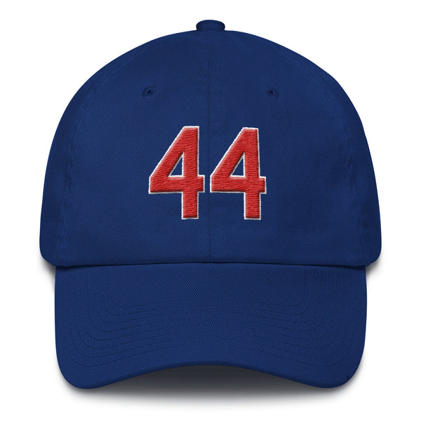 Anthony Rizzo #44 Dad Hat-Player Number Hat-Coverage Gear