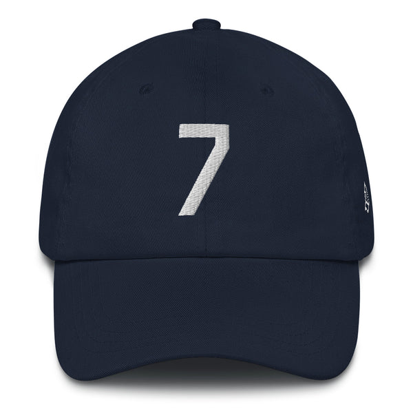 Mickey Mantle #7 Dad Hat