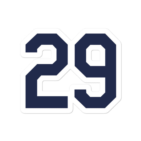 Tommy Pham #29 Sticker