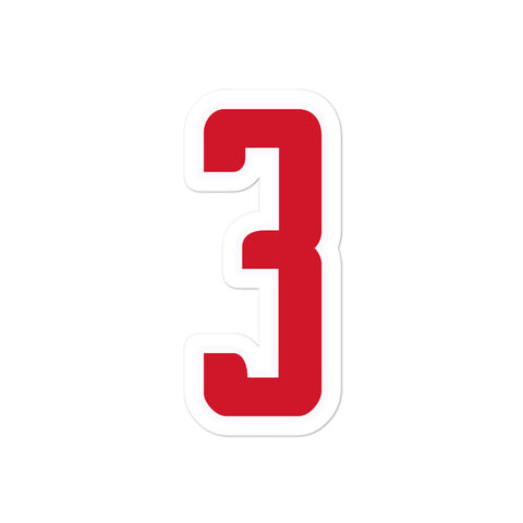 Bradley Beal #3 Sticker