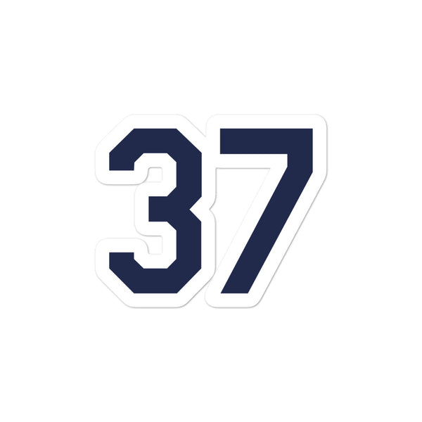 Travis d'Arnaud #37 Sticker