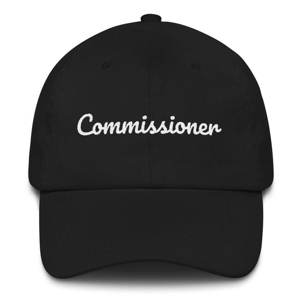 Commissioner Dad Hat