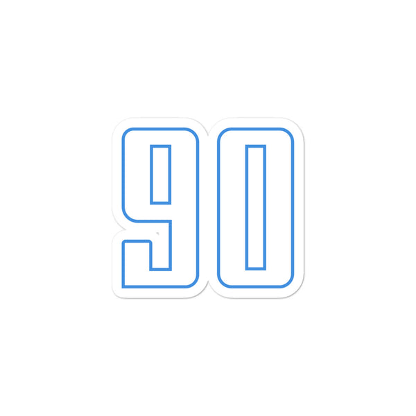 Jevon Kearse #90 Sticker