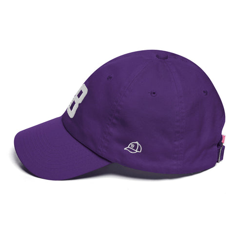 Justin Jefferson #18 Dad Hat