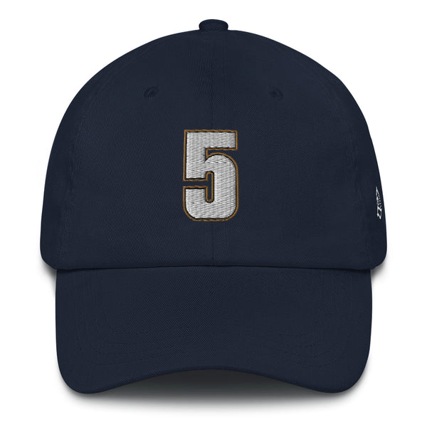 Jeff Bagwell #5 Dad Hat