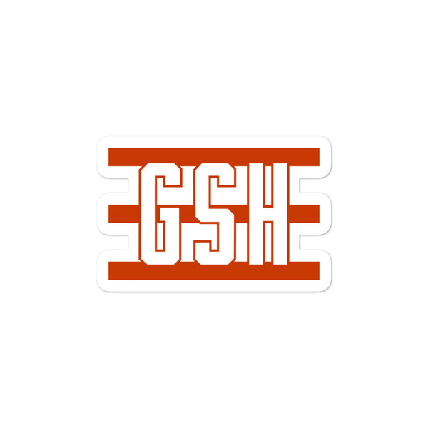 GSH Icon Sticker