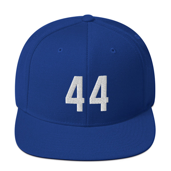 Pete Maravich #44 Snapback Hat-Player Number Hat-Coverage Gear