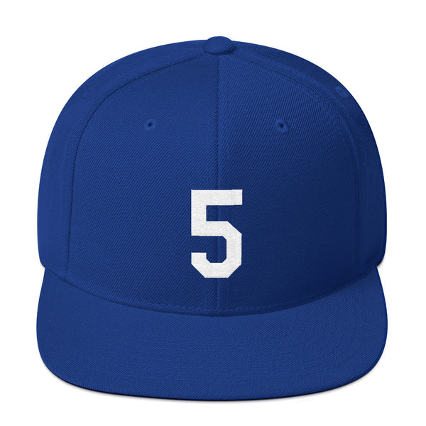 George Brett #5 Snapback Hat-Player Number Hat-Coverage Gear