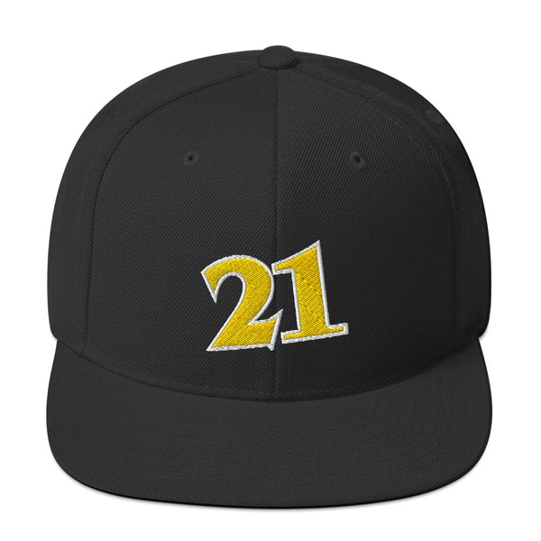 Dominique Willkins #21 Snapback Hat
