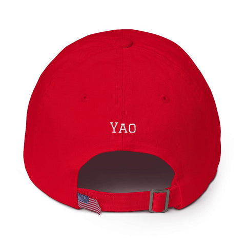 Yao Ming #11 Dad Hat