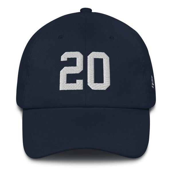 Jorge Posada #20 Dad Hat