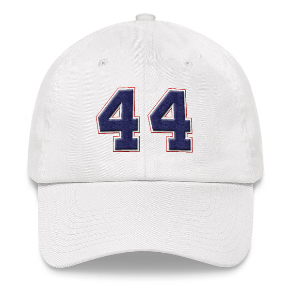 Hank Aaron #44 Dad Hat-Player Number Hat-Coverage Gear