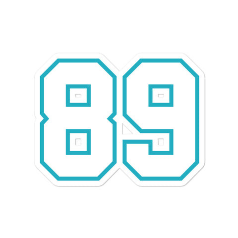 Steve Smith Sr. #89 Sticker