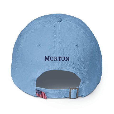 Charlie Morton #50 Dad Hat